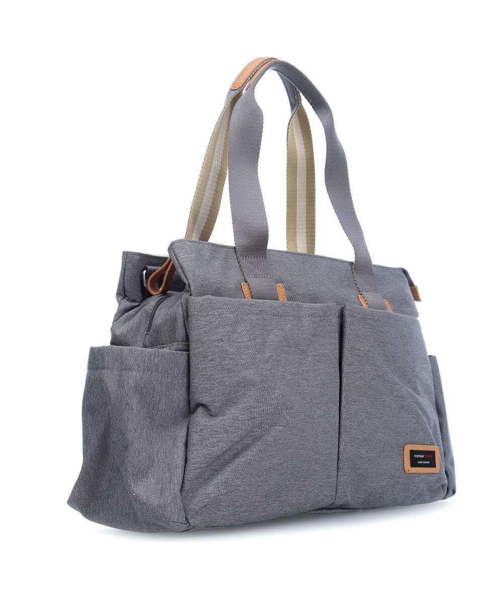 Storksak Stelleveske, Shoulder Bag Grey