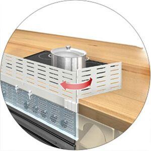 Reer Sikkerhetsgitter til innebygd komfyr