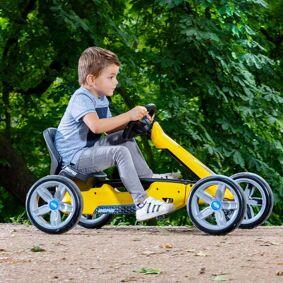 Berg Toys BERG Reppy Rider Tråbil