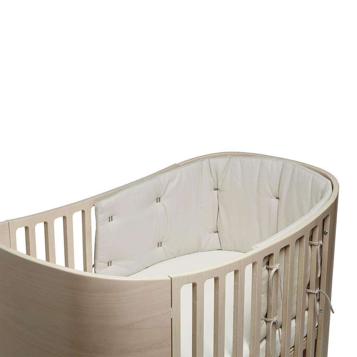Leander Sengekant babyseng, Økologisk, Cappucino