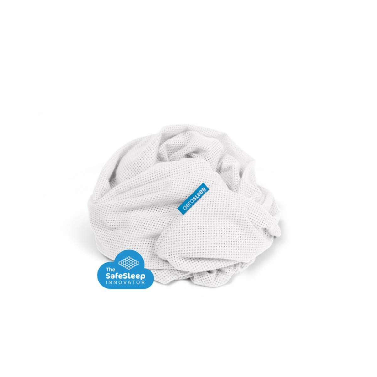 AeroSleep Premium SafeSleep Laken, 70x140cm Hvit