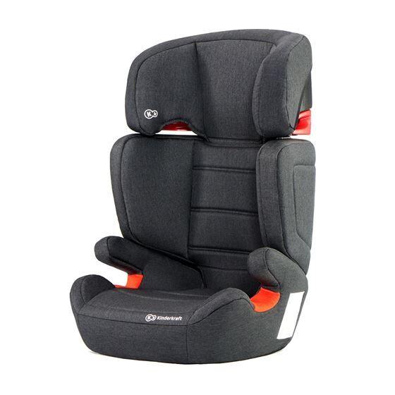 Kinderkraft Bilstol JuniorFix, Sort
