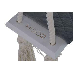 Misioo Klassisk Huske, Comfort+ (Rosa / Hvit)