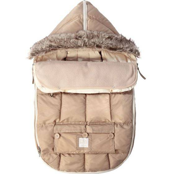 7am Le Sac Igloo Beige Vognpose M