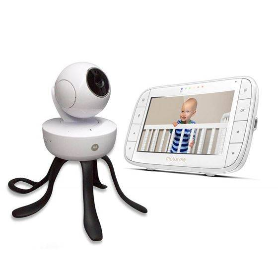 Motorola Babycall MBP855, WiFi/Video