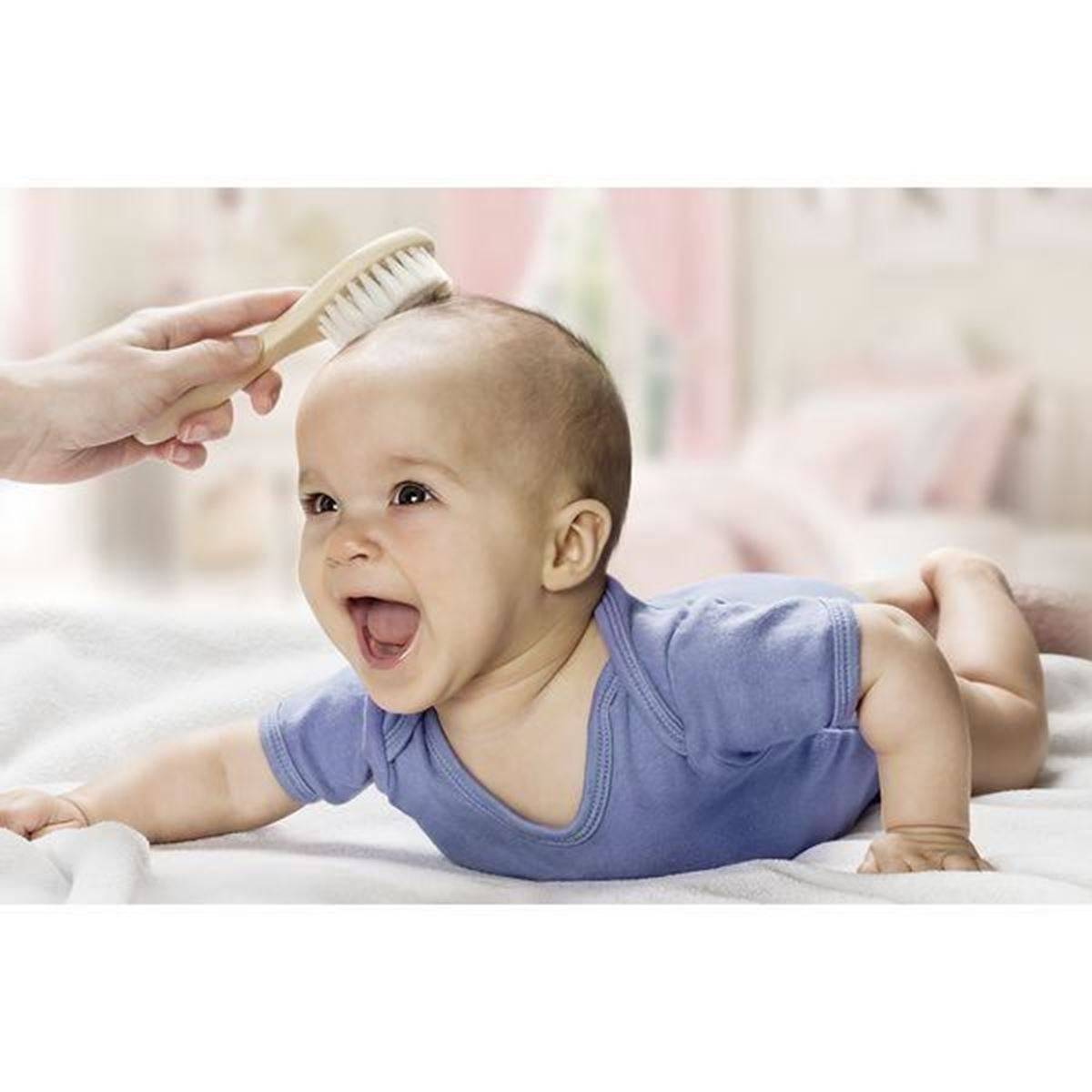 REER Naturbørste for baby