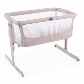 Chicco Next2Me Air, Bedside Crib, Mrk Beige