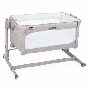 Chicco Next2Me Magic Bedside Crib - Beige