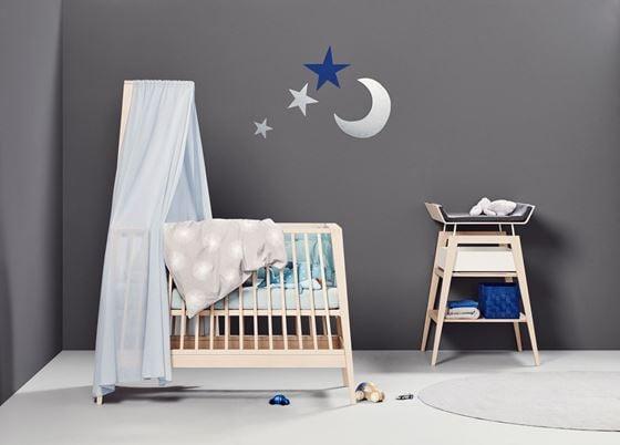 Leander Linea babyseng Bk + Gratis madrass!