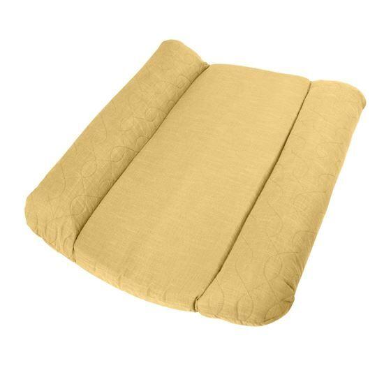 Sebra Stellepute, Quiltet, honey mustard