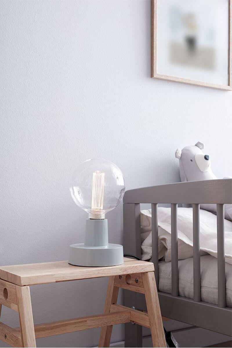 Kids Concept Bordlampe / Vegglampe, Bl/gr