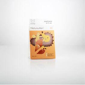 Natursutten Anatomisk Sommerfugl, 6-12mnd