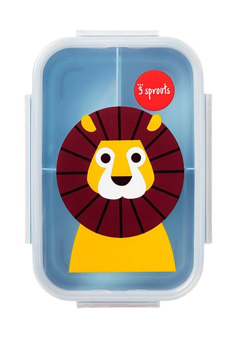 3 Sprouts Matboks, Lion