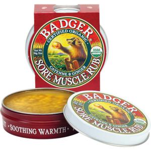 Badger Balm Badger Muscle Rub