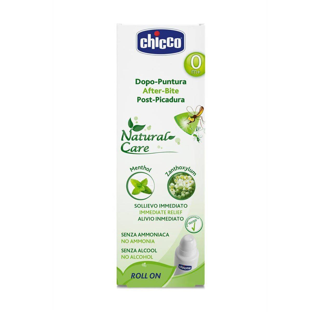 Chicco Post-Bite, Roll-On, 10ml