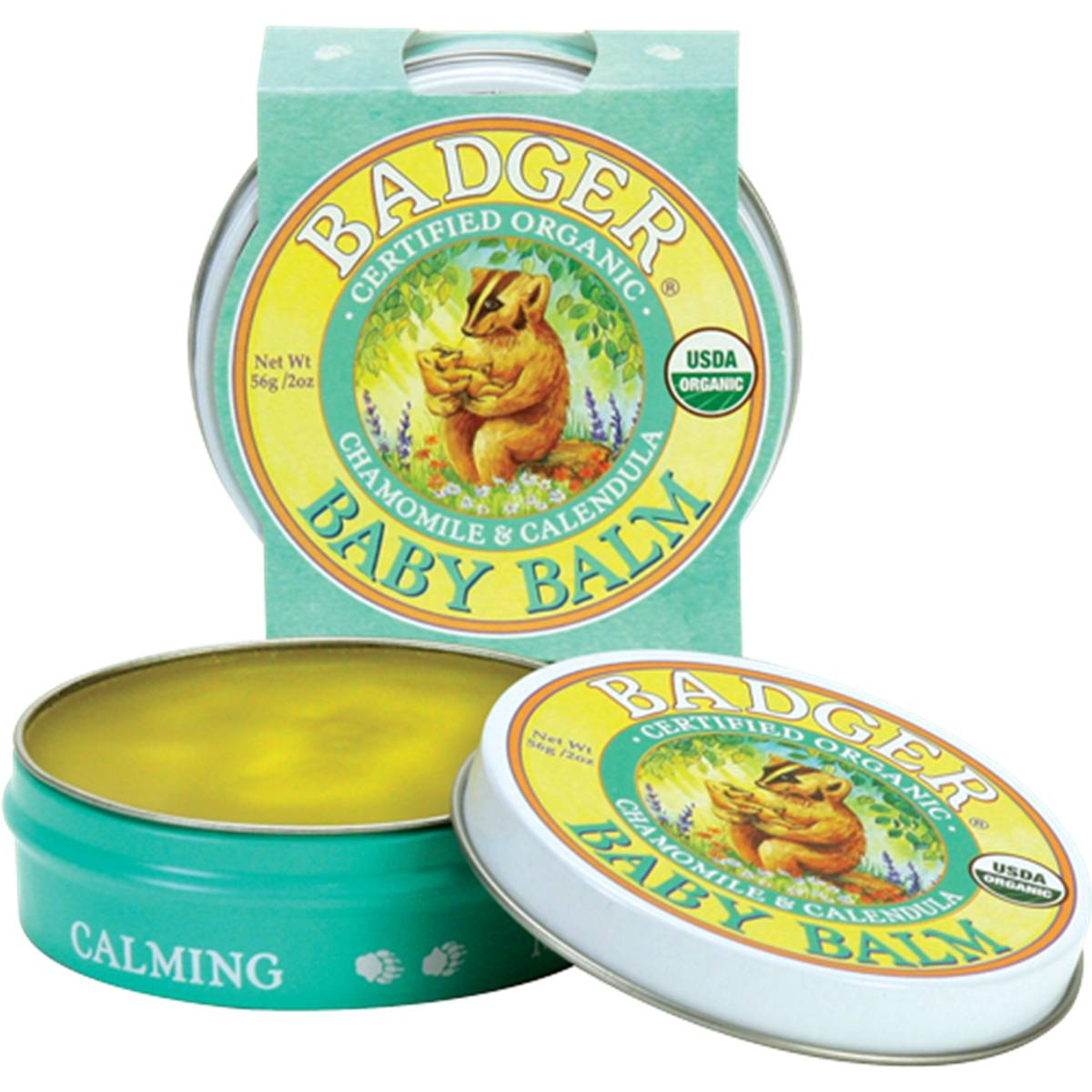 Badger Balm Badger Baby Balm, Liten 21g