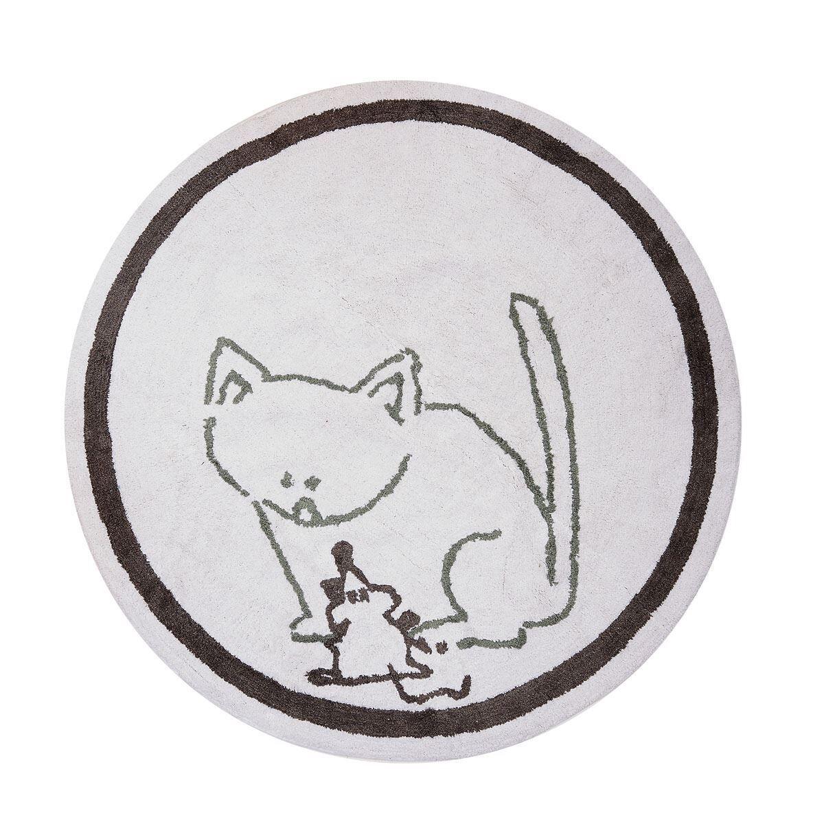 Aratex Gulvteppe, Animalitos, Katt