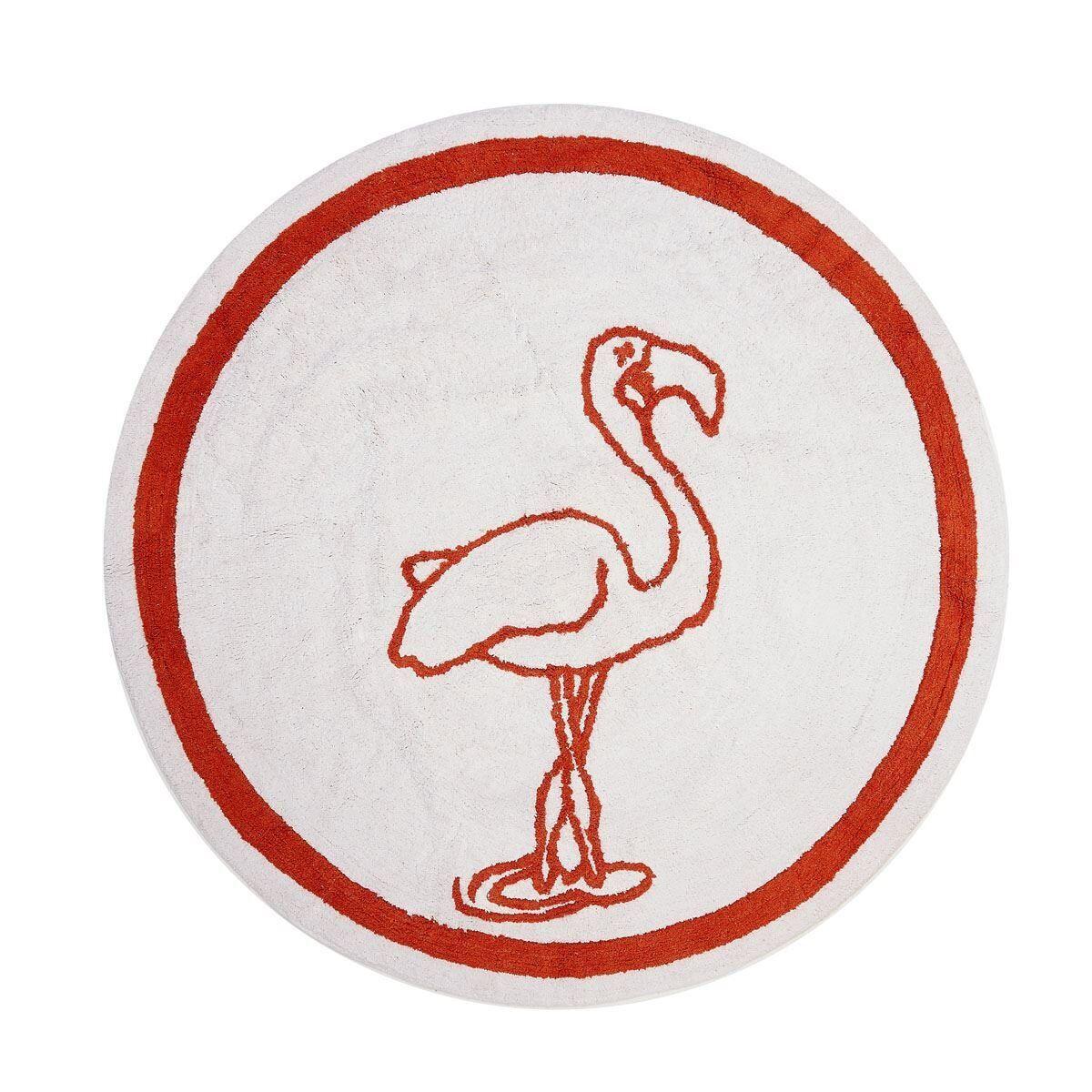 Aratex Gulvteppe, Animalitos, Flamingo
