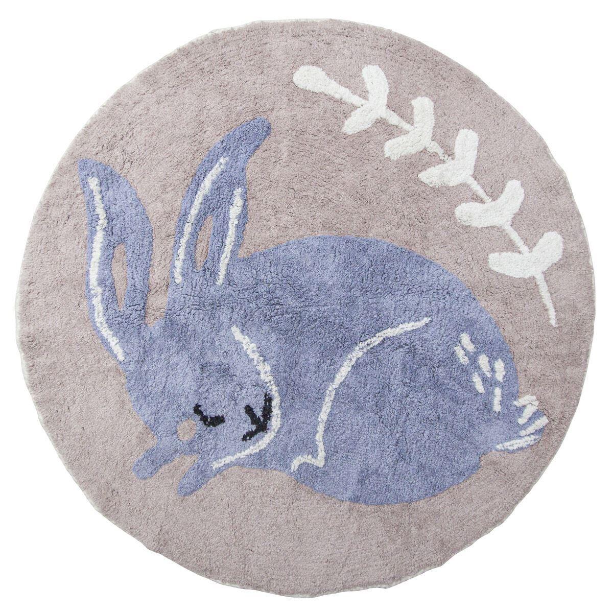 Sebra Vevd gulvteppe, Bluebell the bunny