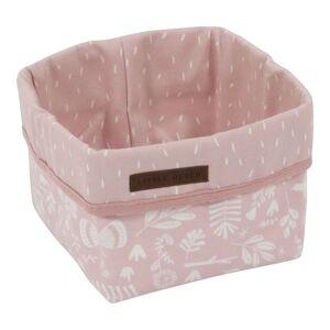 Little Dutch Baby Oppbevaringskurv, Adventure Pink