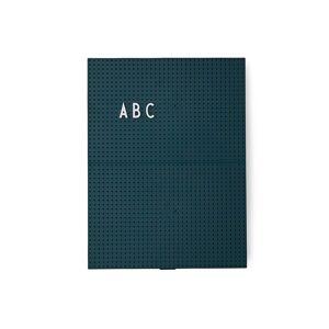 Design Letters Oppslagstavle Grnn A4