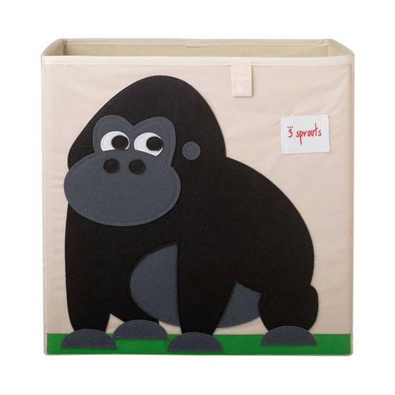 3 Sprouts Oppbevaringskasse, Gorilla