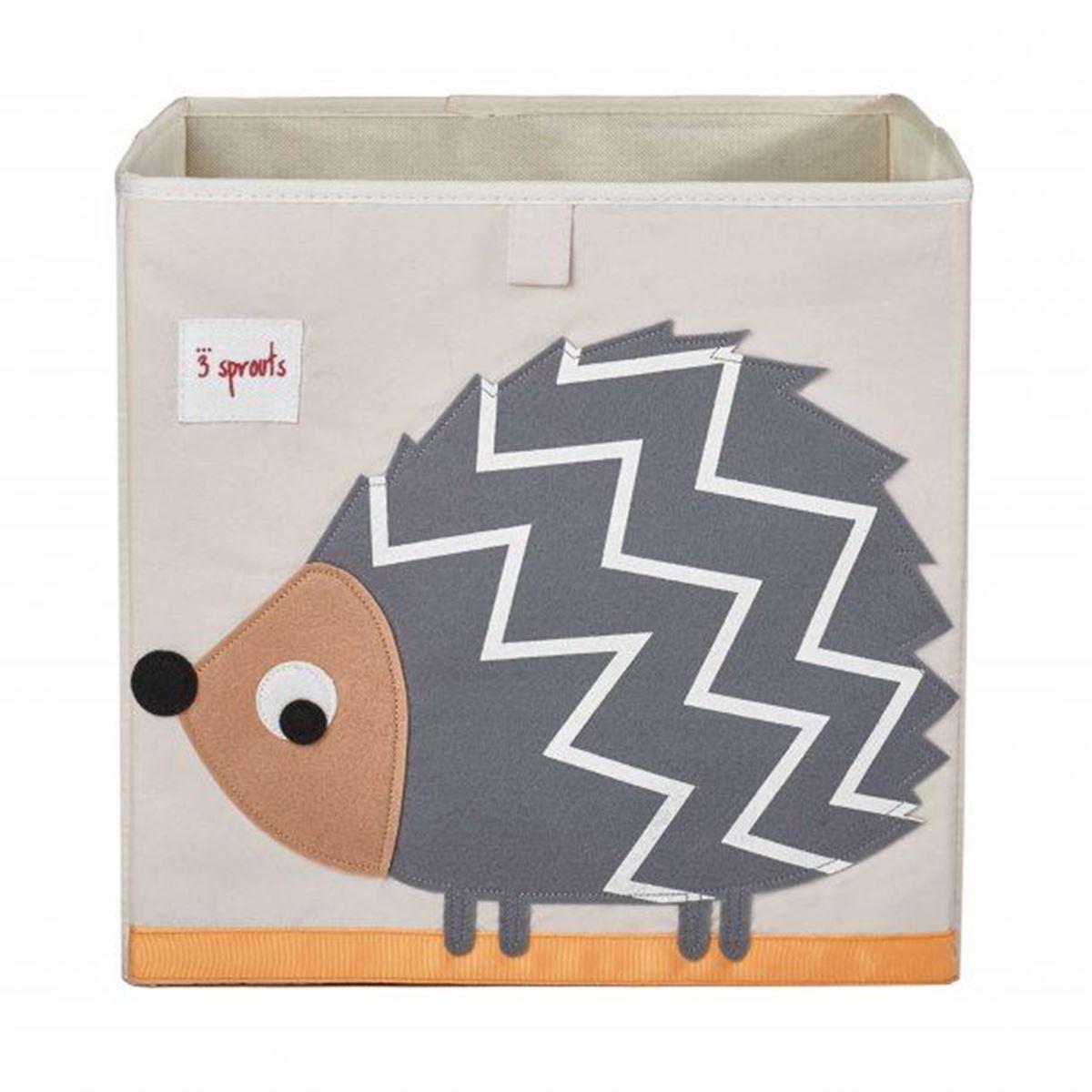 3 Sprouts Oppbevaringskasse, Hedgehog