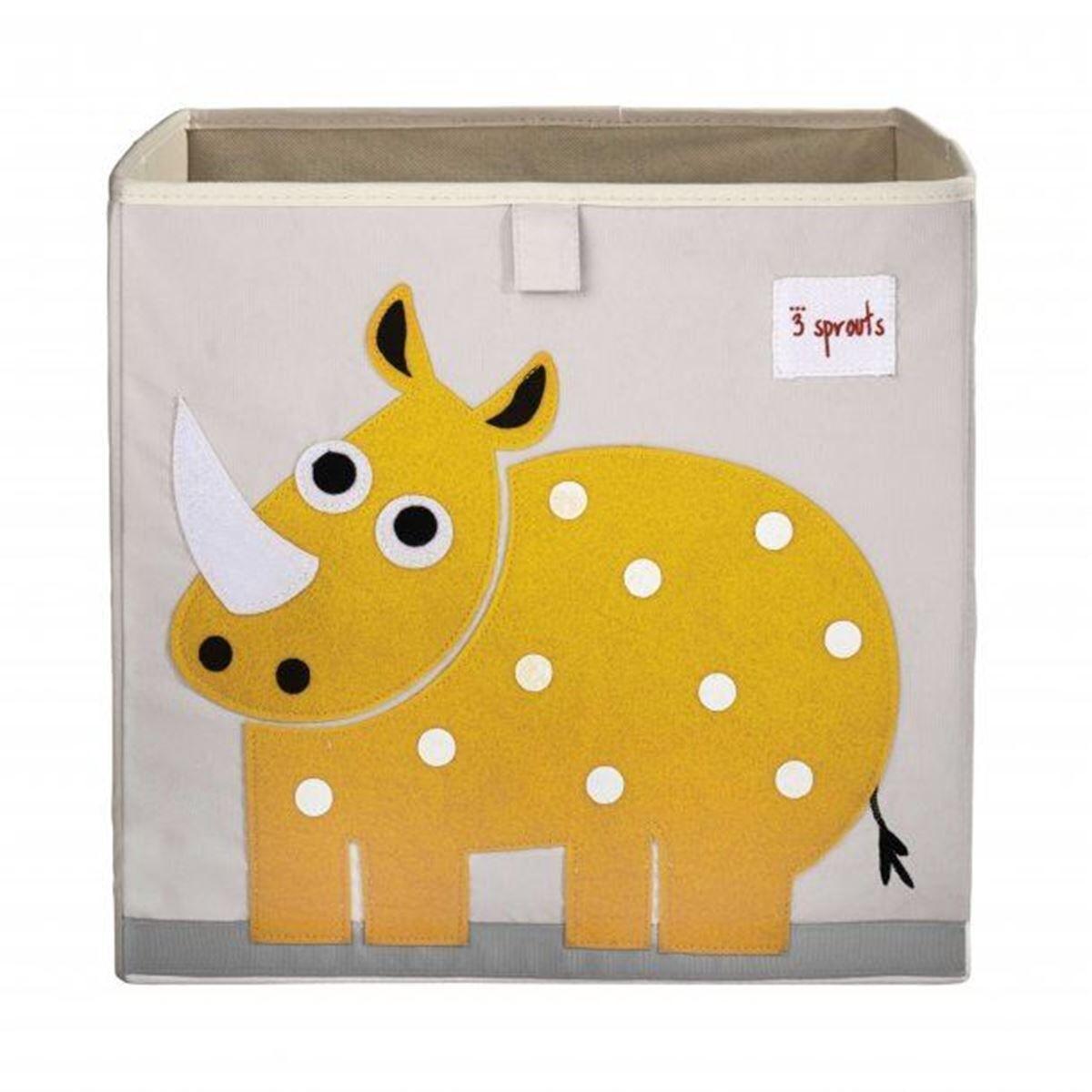 3 Sprouts Oppbevaringskasse, Rhino