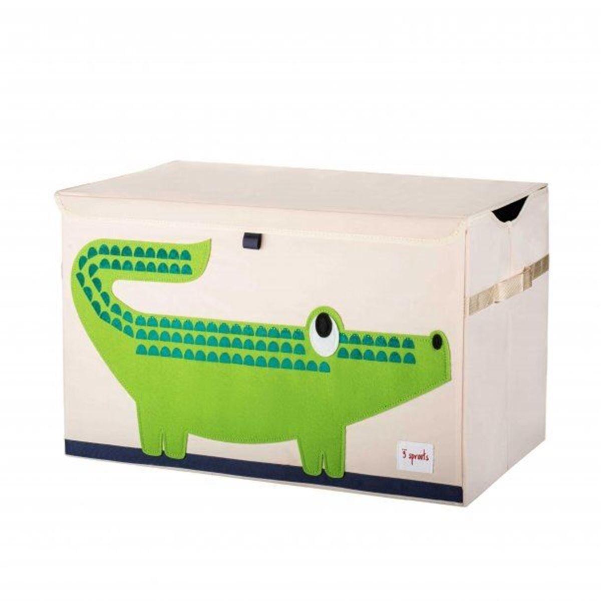 3 Sprouts Lekekiste, Crocodile