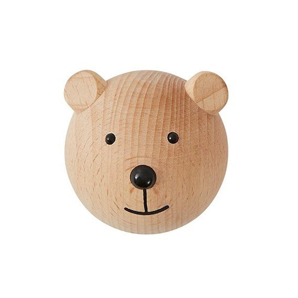 OYOY Knagg, Mini Bear