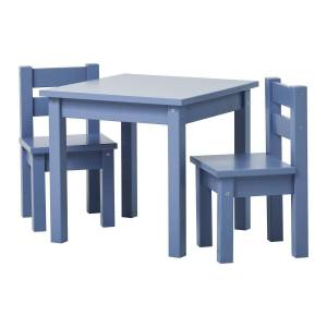 Hoppekids Barnestol MADS, Dusted Blue