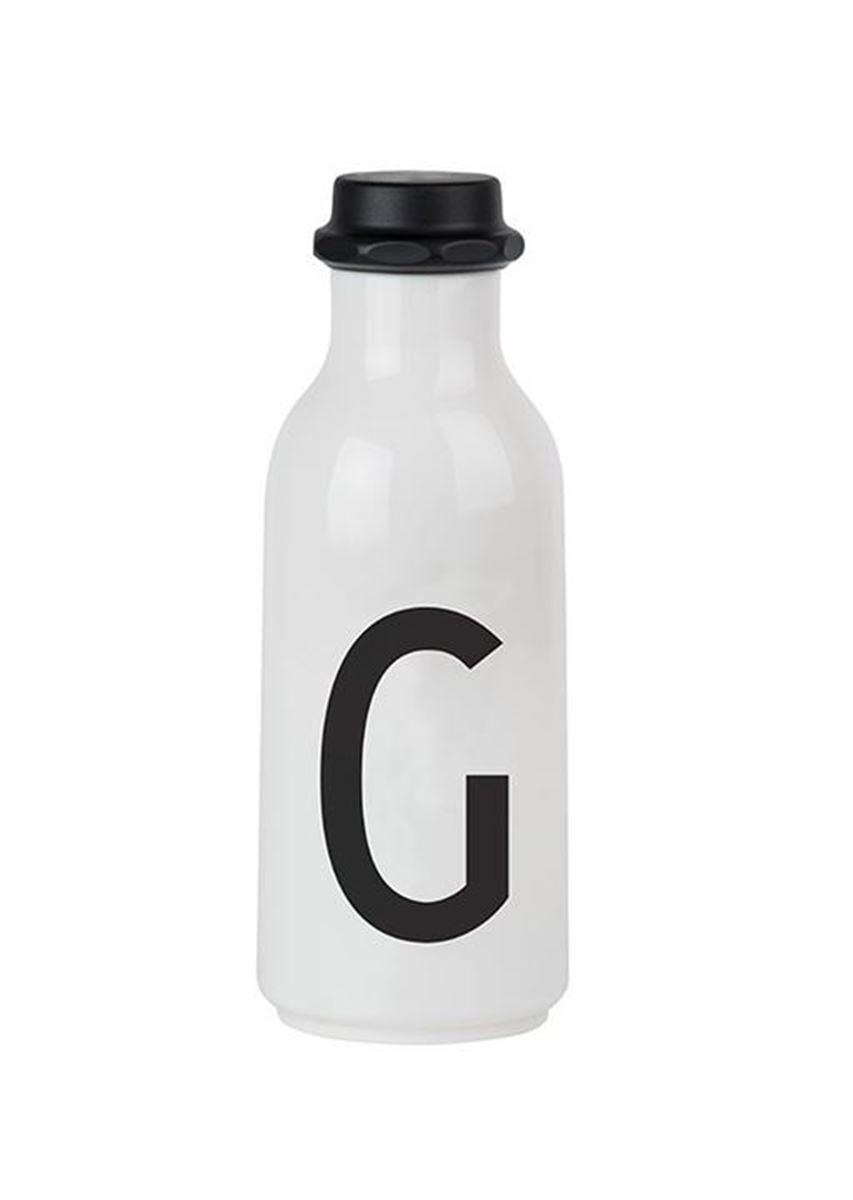 Design Letters Drikkeflaske, G
