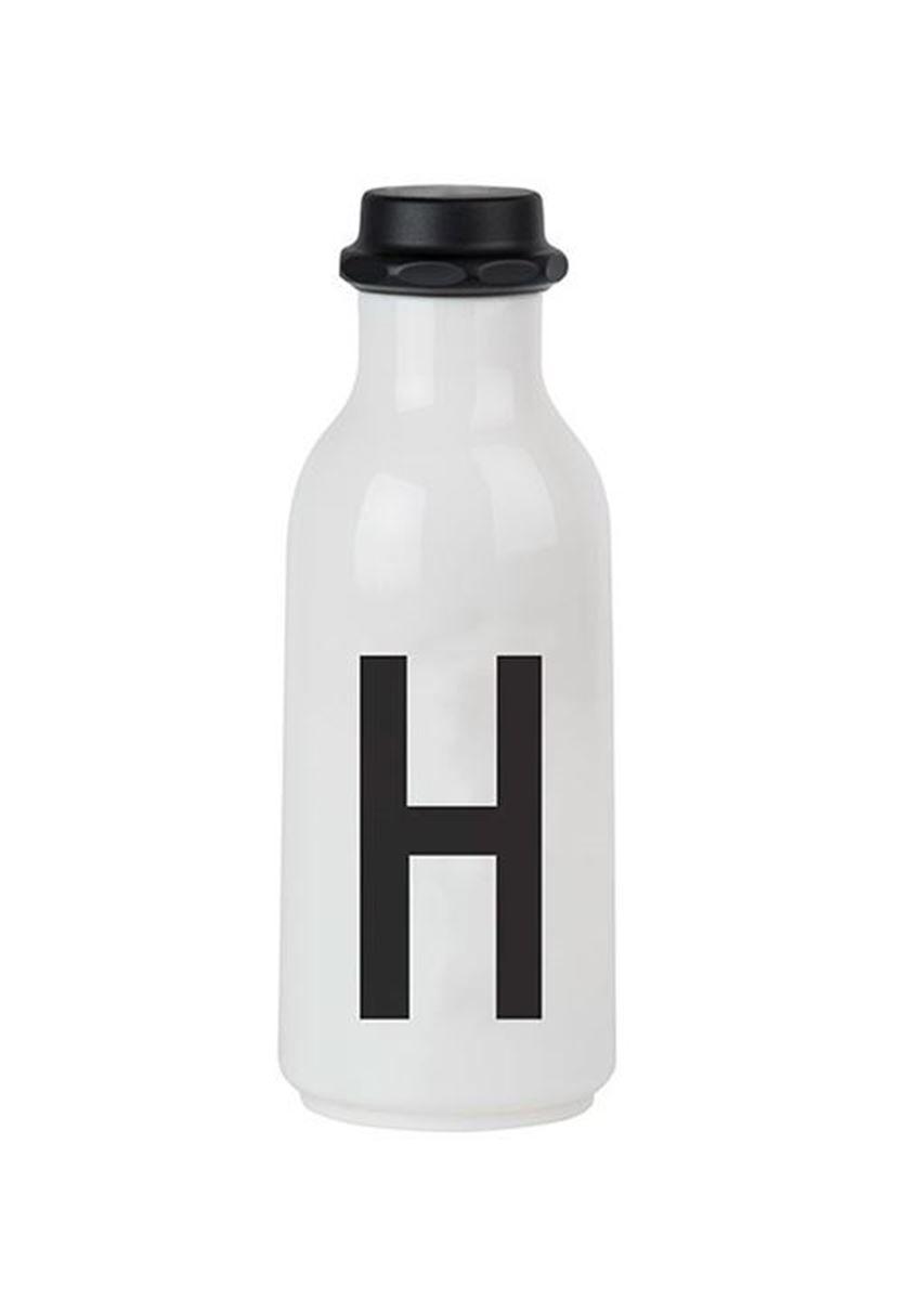Design Letters Drikkeflaske, H