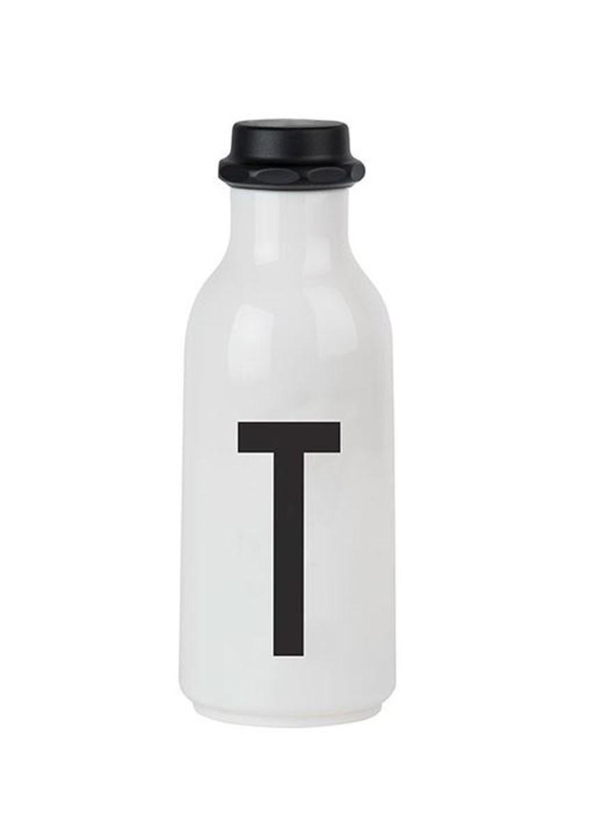 Design Letters Drikkeflaske, T