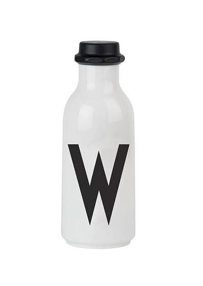 Design Letters Drikkeflaske, W