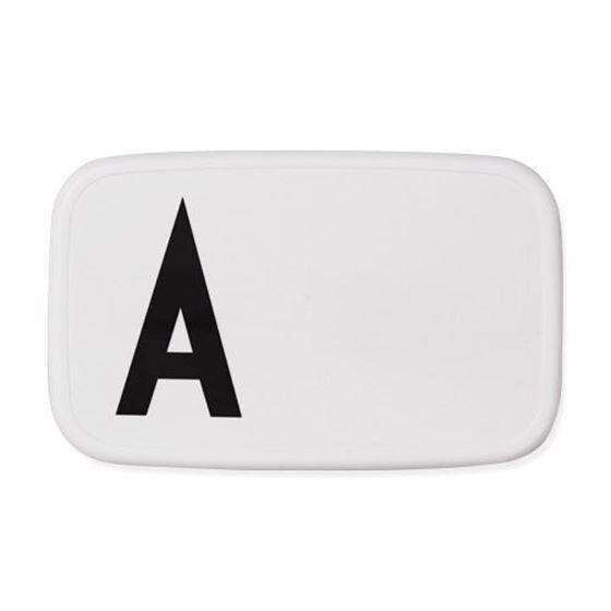 Design Letters Matboks, A