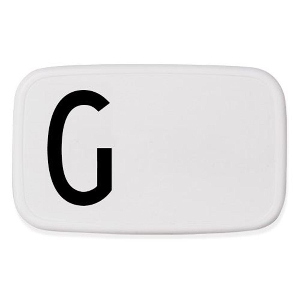 Design Letters Matboks, G