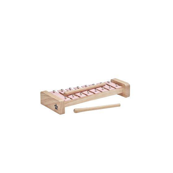 Kids Concept Xylofon rosa