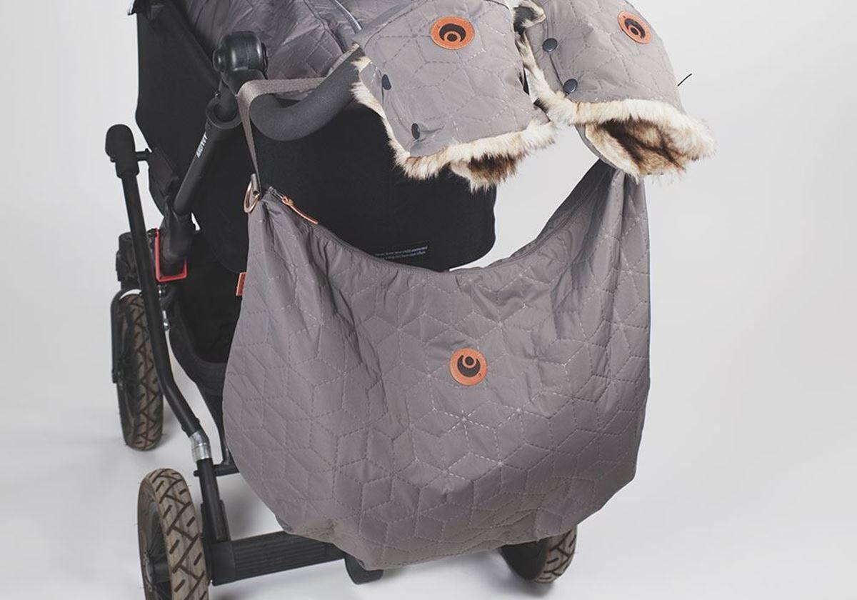Easygrow Shopping bag Exlusive Grey Stone