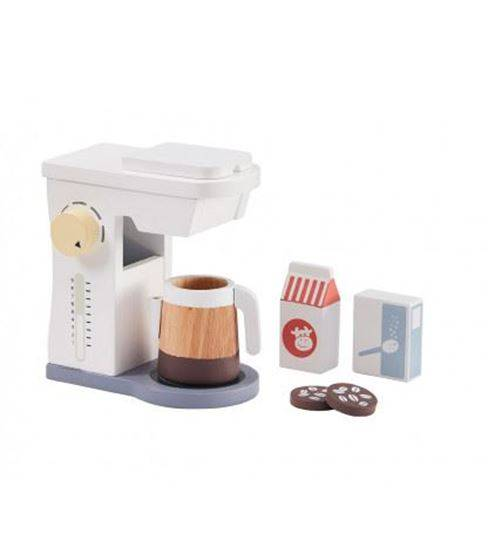 Kids Concept Lekemat: Kaffemaskin sett