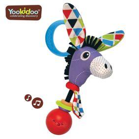 Yookidoo Shake me Rattle Donkey