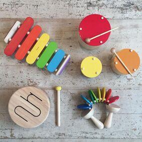 Plan Toys Xylofon, Oval