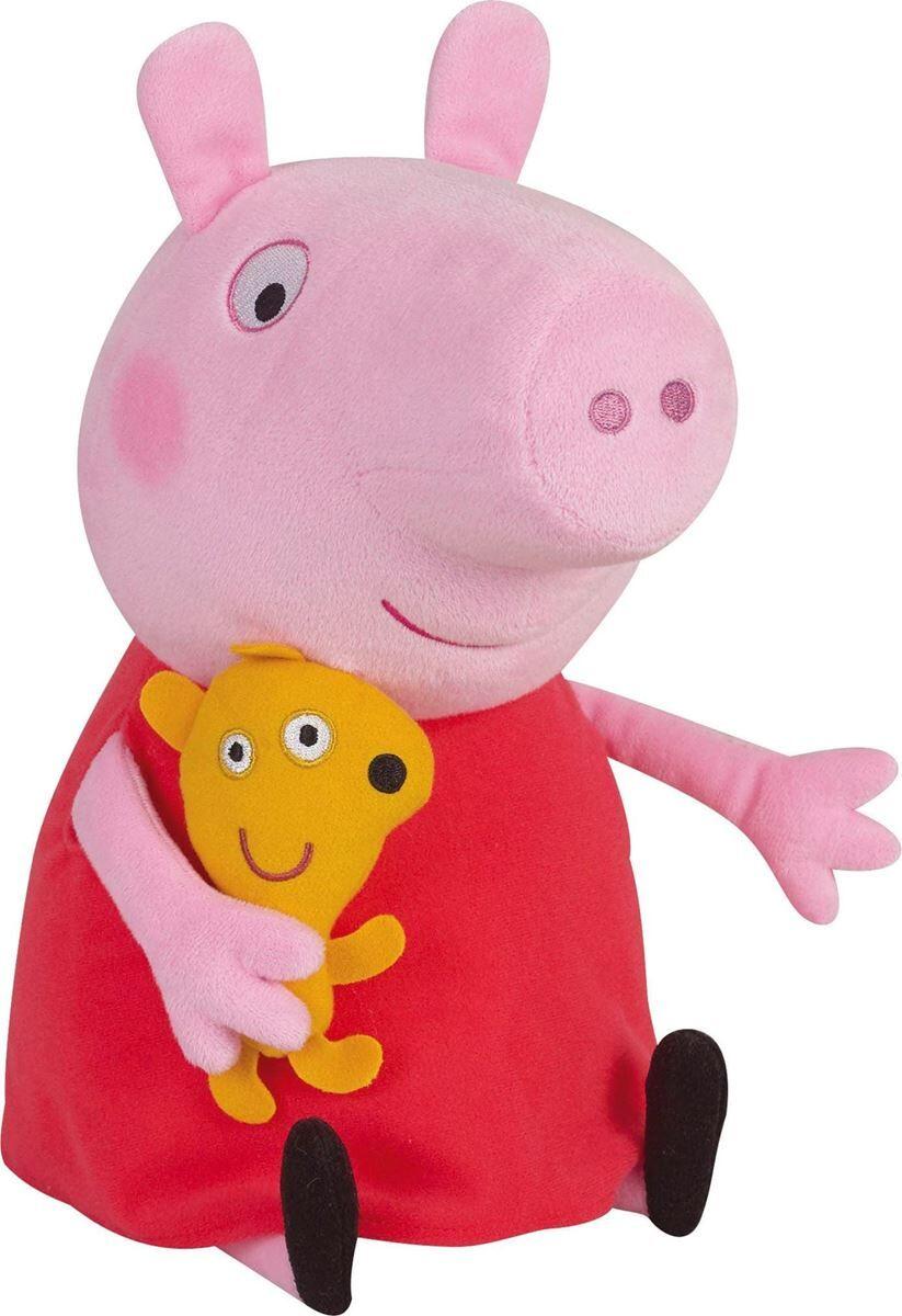 Peppa Pig Peppa Gris Kosebamse, 25cm