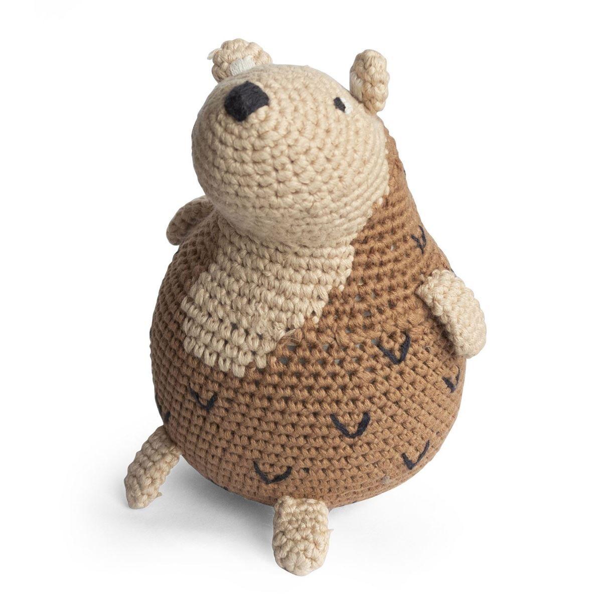 Sebra Heklet Tumledukke, Twinkle the hedgehog
