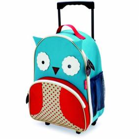 SkipHop Skip Hop Trillekoffert, Zoo Luggage, Owl