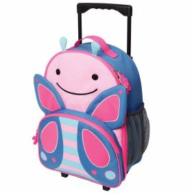 SkipHop Skip Hop Trillekoffert, Zoo Luggage, Butterfly