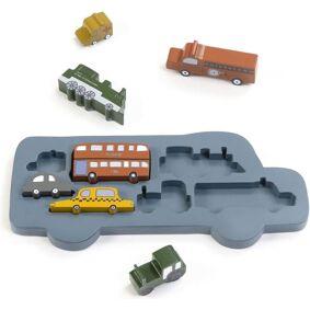 Smallstuff Puslespill, Auto Puzzle
