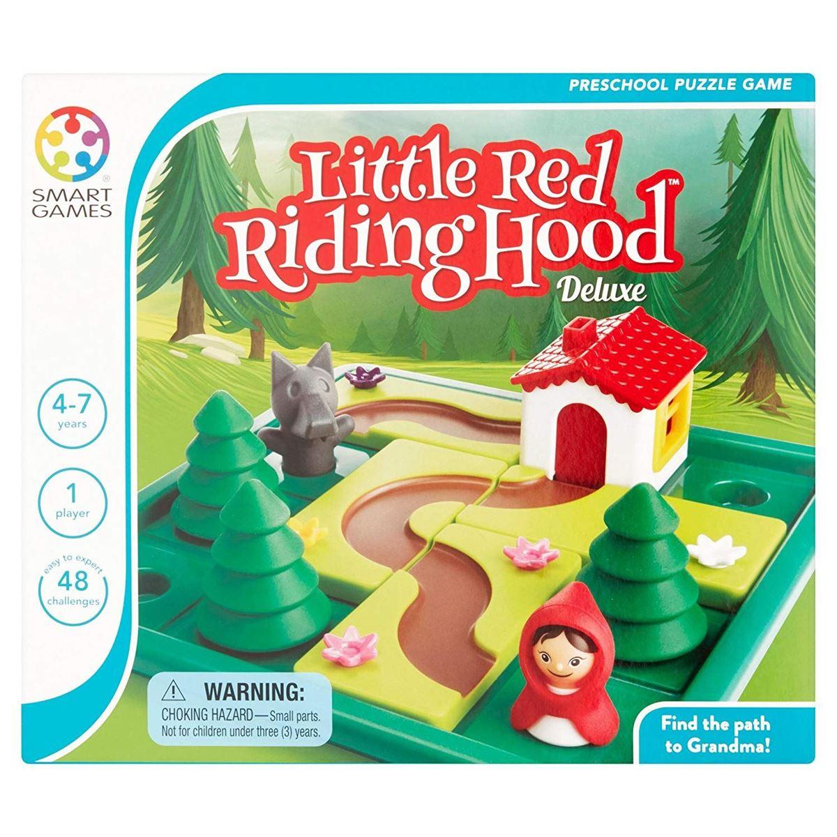 Ravensburger Smart Games Little red riding hood barnespill