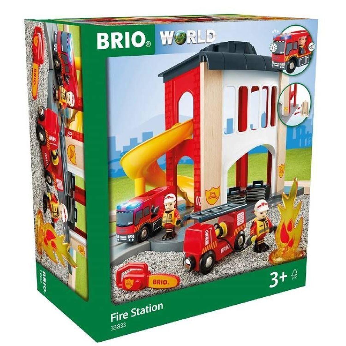 Brio Hoved brannstasjon