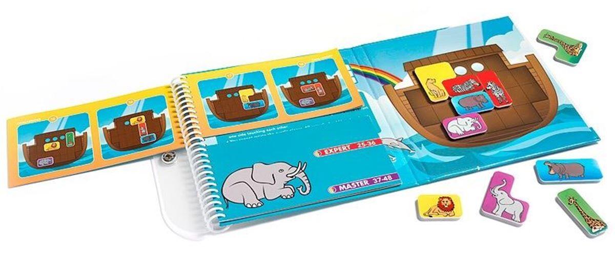 Ravensburger Smart Games Noahs Ark magnetic game